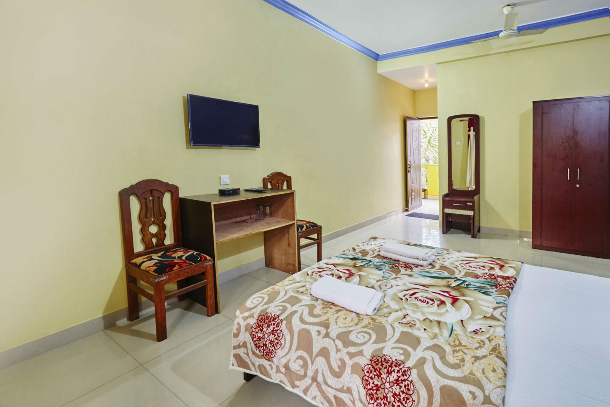 Budget Hotels near Calangute Beach Goa