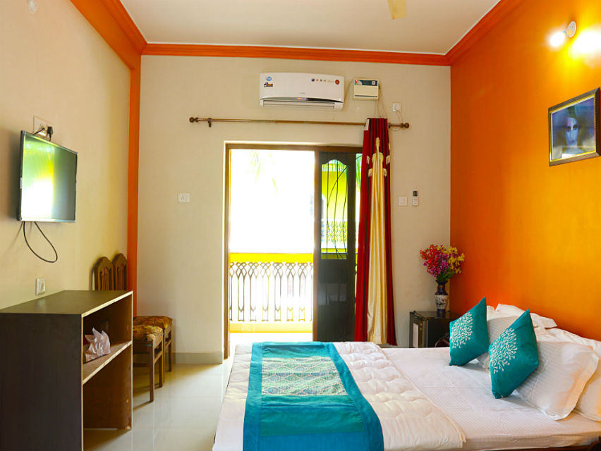 Hotels and Guest House in Goa